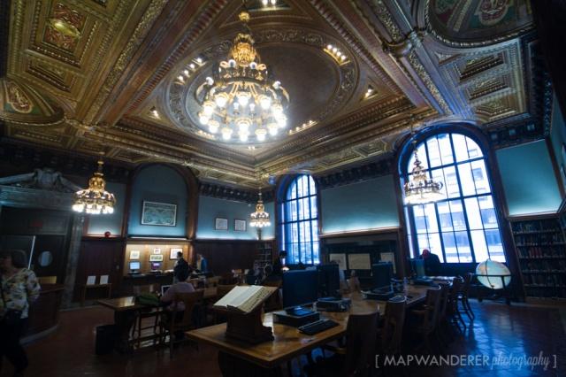 map room nypl
