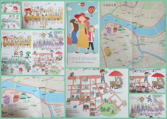 maps of seoul